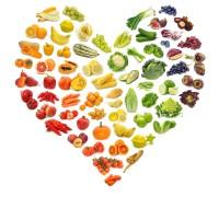 Propiedades de las frutas según sus colores