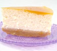 Orginal y de fácil elaboración, la tarta de queso y naranja amarga de Sevilla.