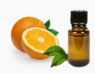 El aceite de naranja amarga es muy útil para curar heridas infectadas.