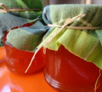 Receta de mermelada de pomelo blanco