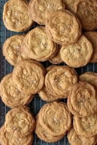 galletas hechas con pomelo blanco