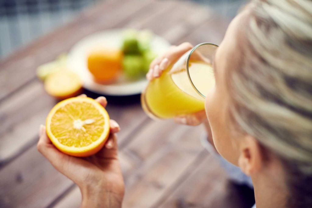 Los mejores alimentos para diabéticos son los pomelos y naranjas