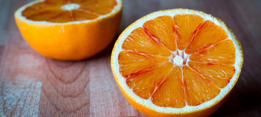 Naranjas para hacer flan de naranja amarga