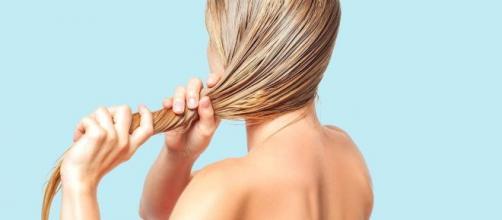 El pomelo deja tu cabello brillante y hermoso