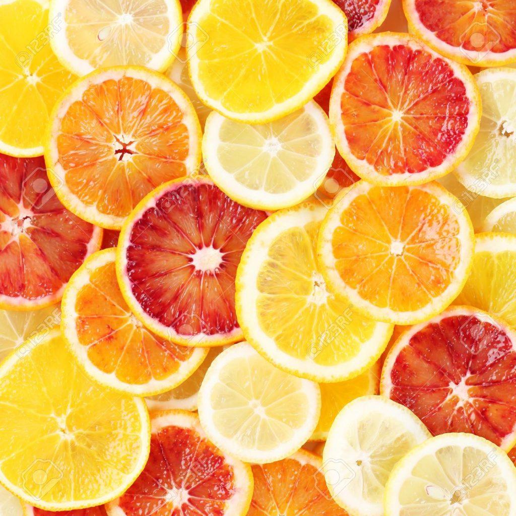 cítricos para mousse cítrico de pomelo