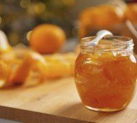 receta con mermelada de naranja amarga