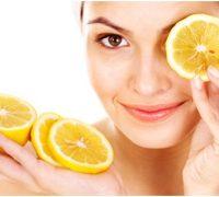 mascarilla facial casera con cáscara de naranja amarga